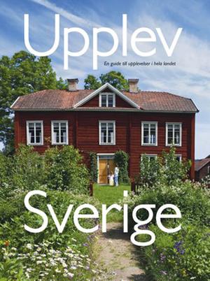 Upplev Sverige, omslag